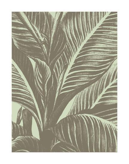 Leaf 11-Botanical Series-Art Print