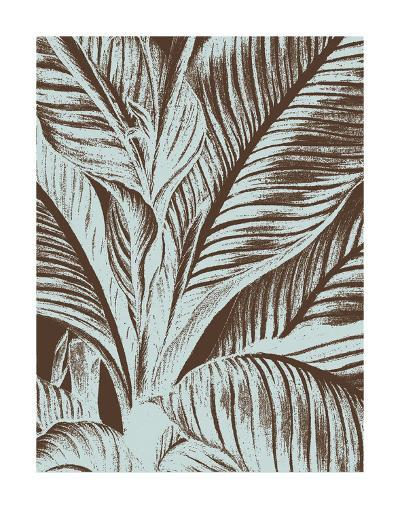 Leaf 17-Botanical Series-Art Print