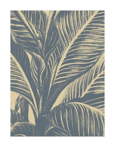 Leaf 1-Botanical Series-Art Print