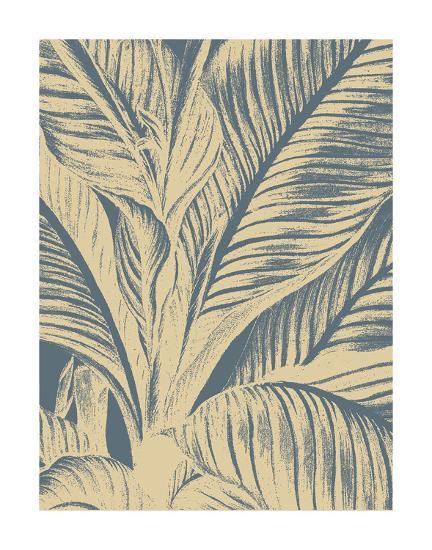 Leaf 2-Botanical Series-Art Print