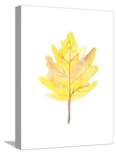 Leaf 2-Jetty Printables-Stretched Canvas Print