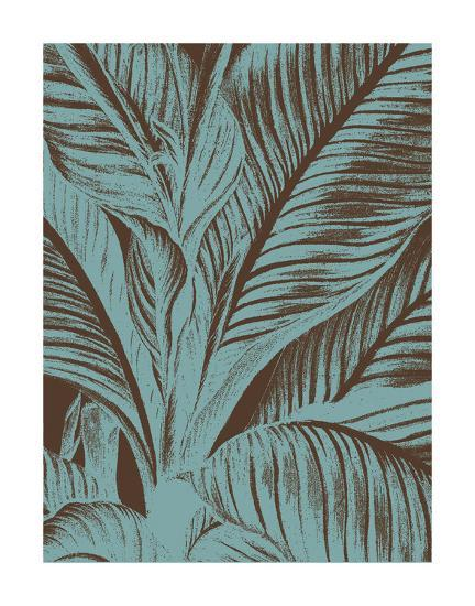 Leaf 6-Botanical Series-Art Print