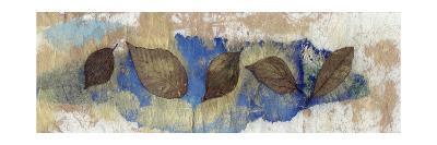 Leaf Banner III-Elena Ray-Art Print