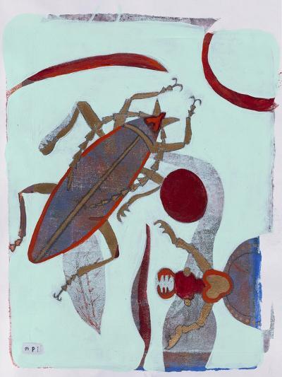 Leaf Cutter 12-Maria Pietri Lalor-Giclee Print