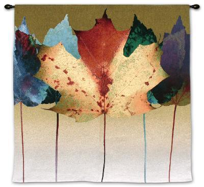 Leaf Dance-Robert Mertens-Wall Tapestry