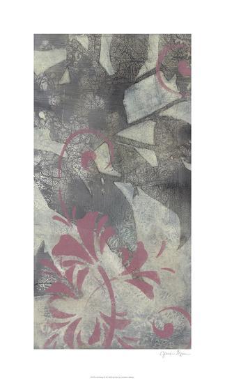 Leaf Dusting I-Jennifer Goldberger-Limited Edition