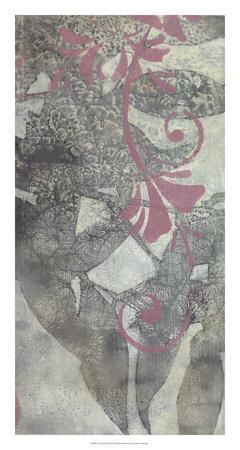 Leaf Dusting II-Jennifer Goldberger-Premium Giclee Print