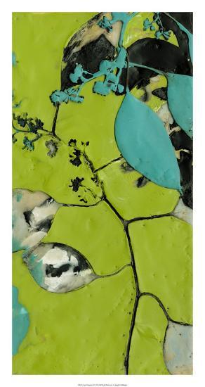 Leaf Extraction II-Jennifer Goldberger-Premium Giclee Print
