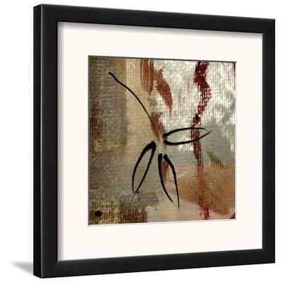 Leaf Gesture I-John Butler-Framed Art Print