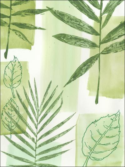 Leaf Impressions IV-Vision Studio-Art Print