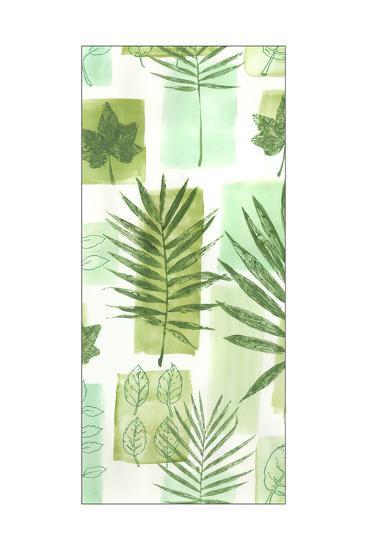 Leaf Impressions V-Vision Studio-Art Print