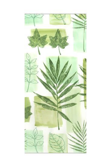 Leaf Impressions VI-Vision Studio-Art Print