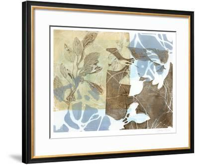 Leaf Inclusion II-Jennifer Goldberger-Framed Limited Edition