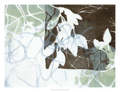 Leaf Inclusion IV-Jennifer Goldberger-Premium Giclee Print