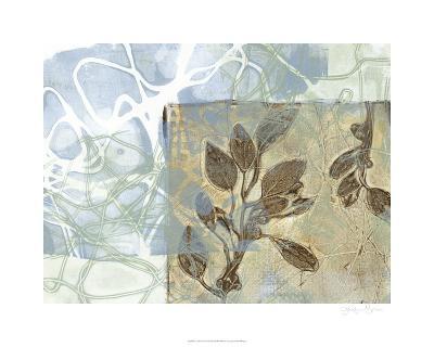 Leaf Inclusion VI-Jennifer Goldberger-Limited Edition