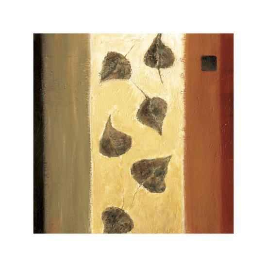Leaf Innuendo II-Ursula Salemink-Roos-Giclee Print