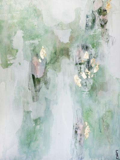 Leaf It Alone-Christine Olmstead-Art Print