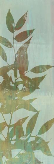 Leaf Overlay I-Jennifer Goldberger-Art Print