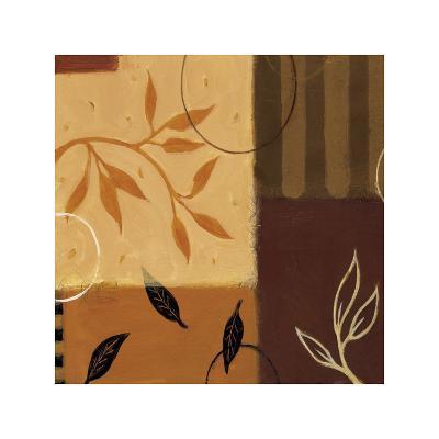 Leaf Poem II-Susan Dorf-Giclee Print