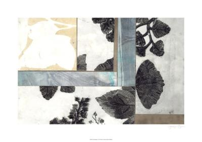 Leaf Remnants I-Jennifer Goldberger-Limited Edition