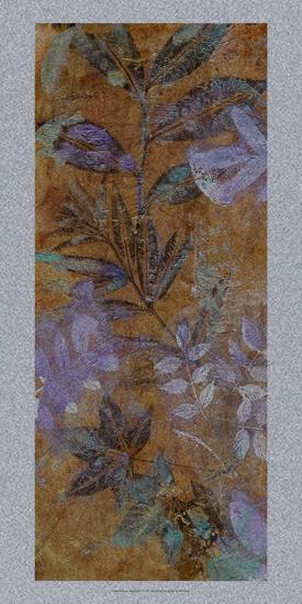 Leaf Shimmer I-Tim O'toole-Art Print