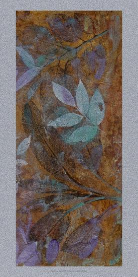 Leaf Shimmer II-Tim O'toole-Art Print