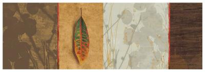 Leaf Song-Allison Pearce-Art Print