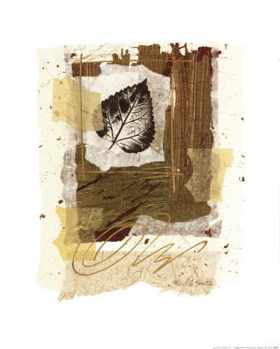 Leaf Study I-Marsh Scott-Art Print