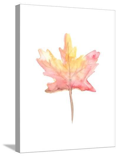 Leaf-Jetty Printables-Stretched Canvas Print