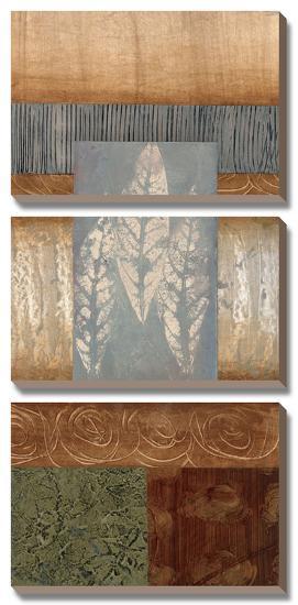 Leaflet I-Laurie Fields-Canvas Art Set