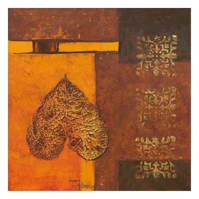 Leaflets 1-Umang Umang-Art Print