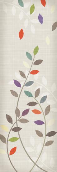 Leaflets II-Tandi Venter-Art Print