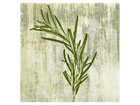 Leafy Green 3--Art Print