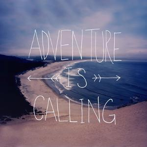 Adventure Is Calling by Leah Flores