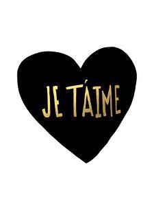 Je T'Aime by Leah Flores