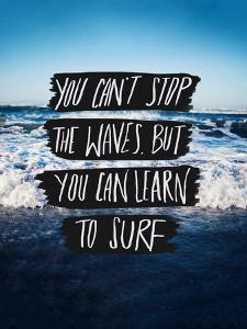 Learn To Surf by Leah Flores