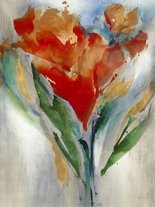 Wild Flower Bouquet by Leah Rei