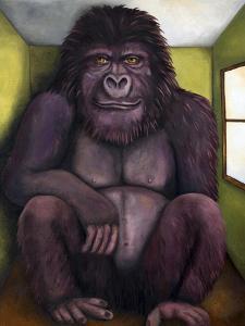 800 Pound Gorilla by Leah Saulnier