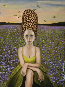 Beehive Al by Leah Saulnier
