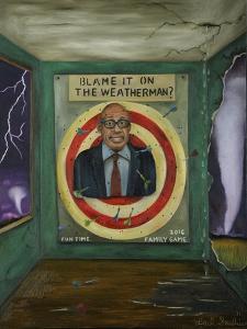 Blame It On The Weatherman by Leah Saulnier