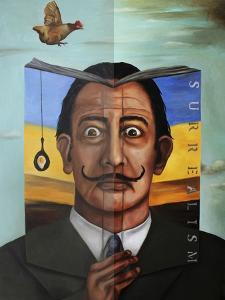 Book of Surrealism by Leah Saulnier