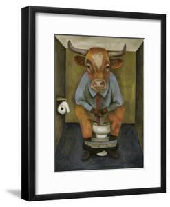 Bull Shitter by Leah Saulnier