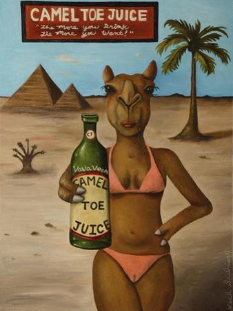 Camel Toe Juice by Leah Saulnier