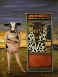 Cattle Call by Leah Saulnier