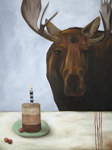 Chocolate Moose by Leah Saulnier