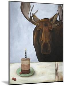 Chocolate Moose by Leah Saulnier