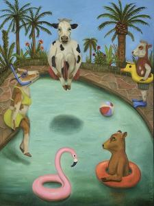 Cowabunga by Leah Saulnier