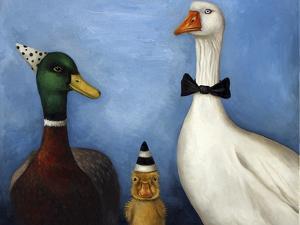 Duck Duck Goose by Leah Saulnier
