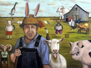 Funny Farm 1 by Leah Saulnier