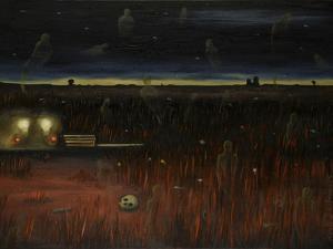 Harvester of Souls by Leah Saulnier